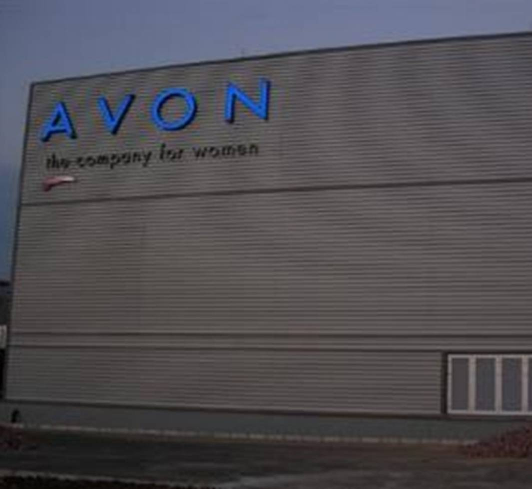 avon cosmetic packaging facility