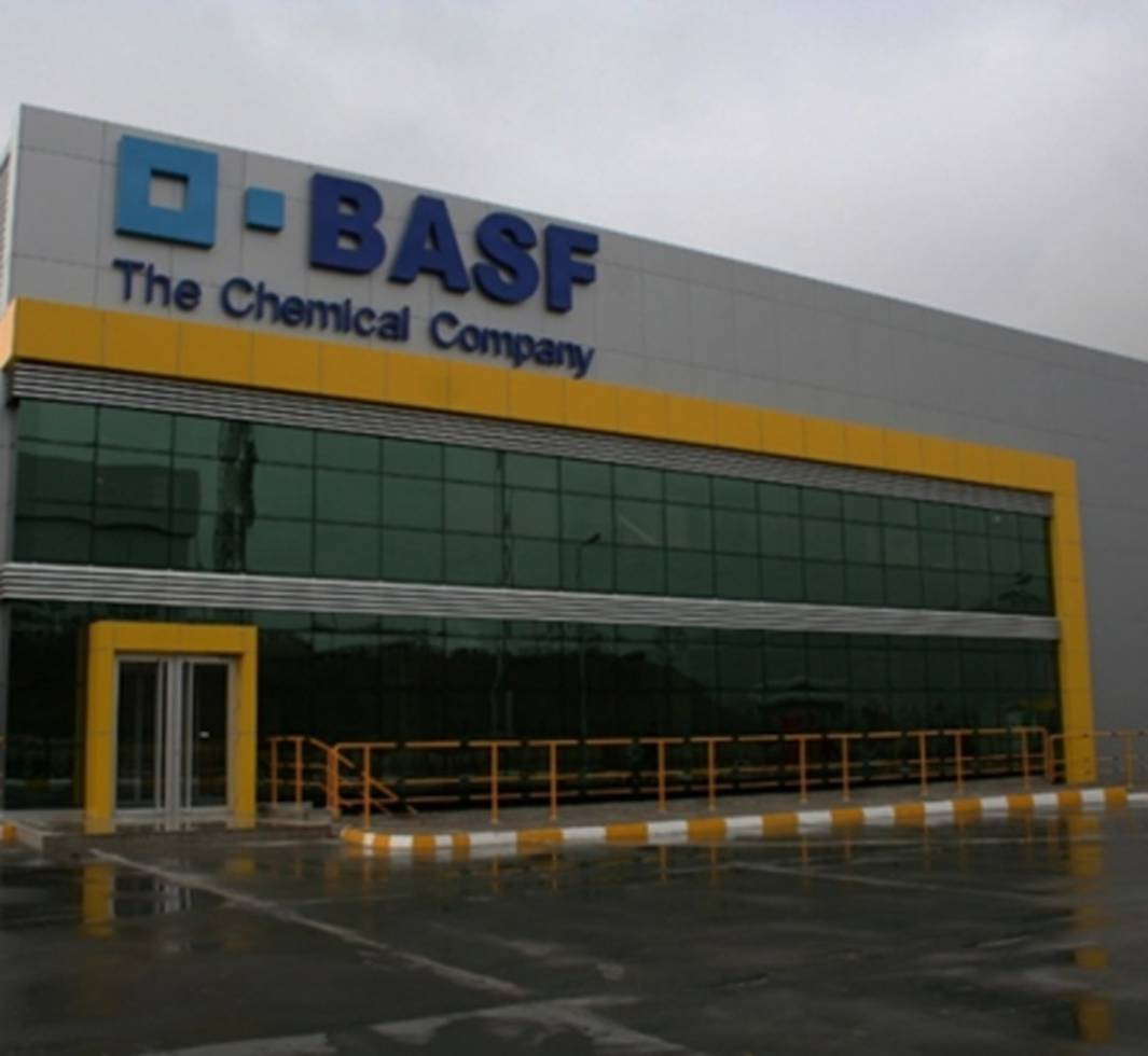 basf chemical facility