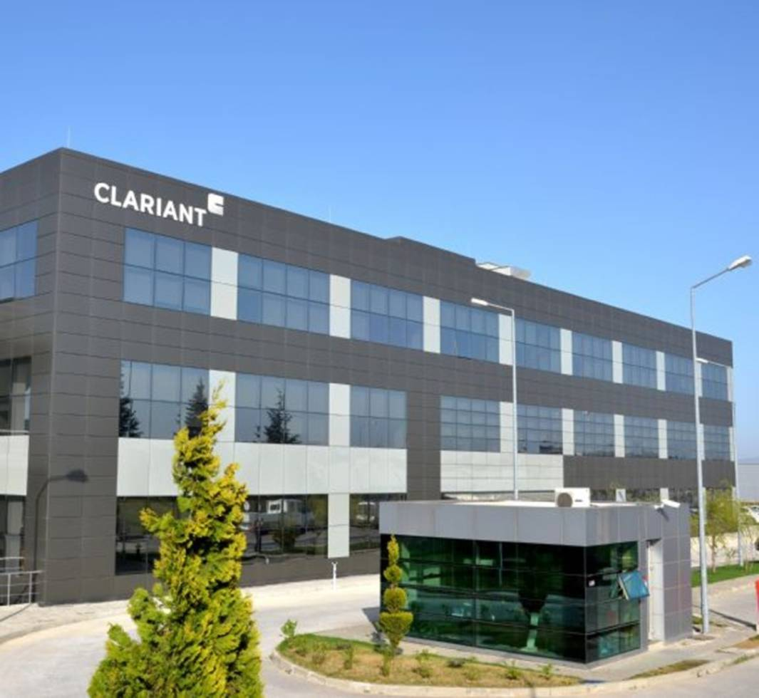 clariant headquarter building