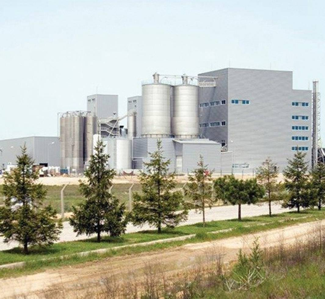polyplex resins production facility