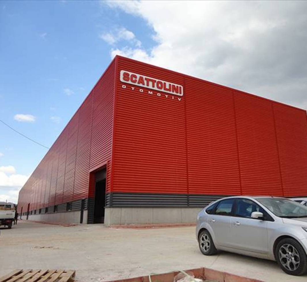 scattolini production facility