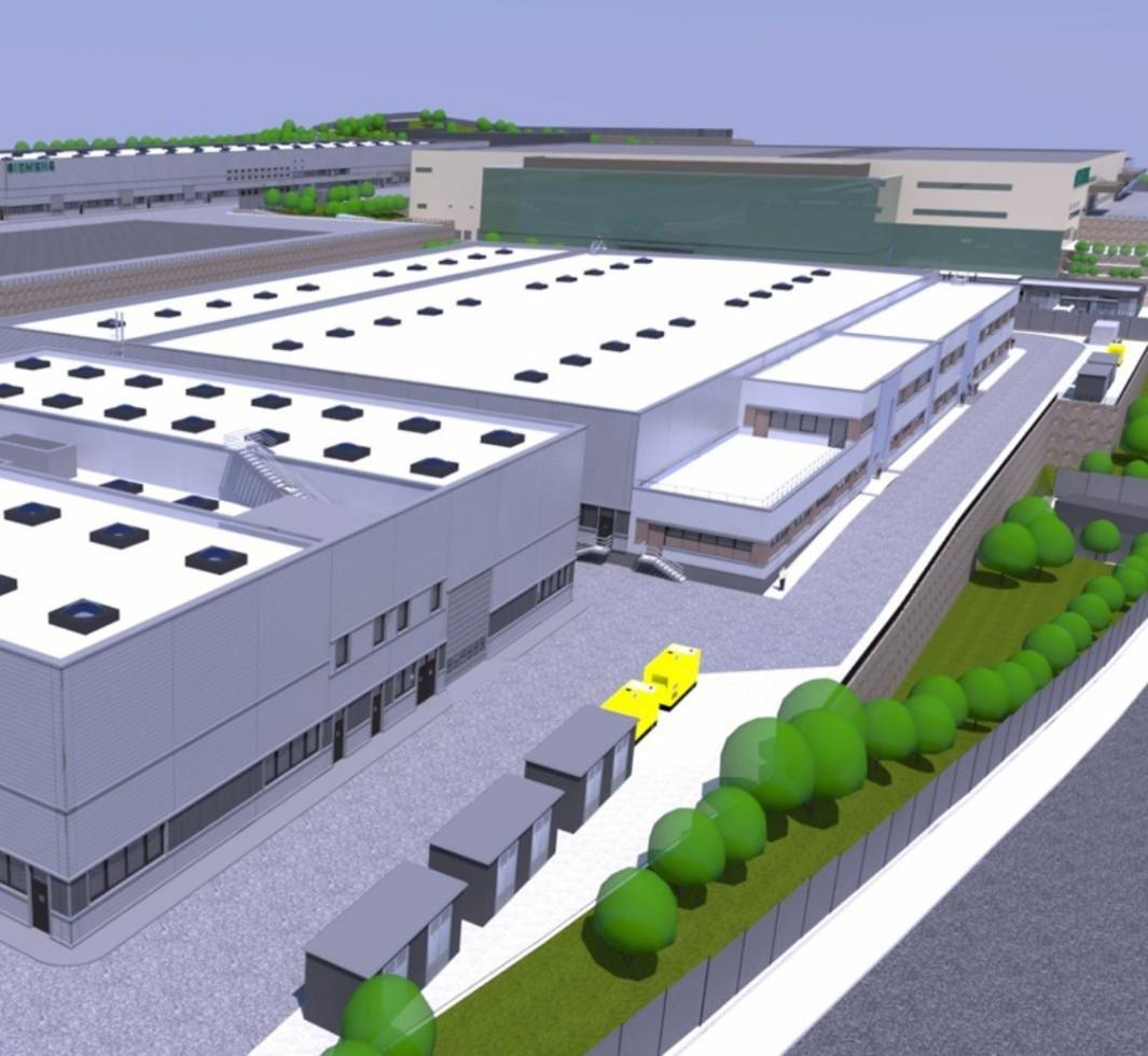 Siemens LP-CP production facility