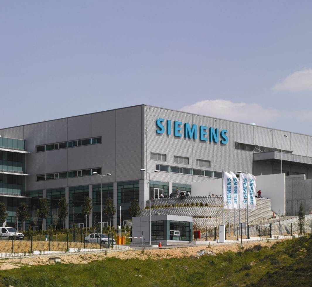 siemens production facility phase 1